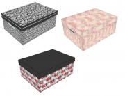 caixa organizadara papelão
